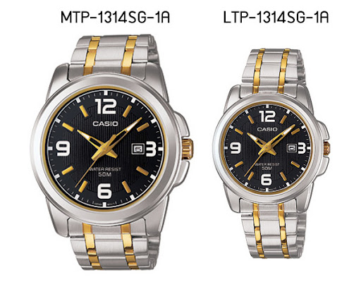 Jual Jam Tangan Casio Standard   MTP-1314SG  68e1cb82ae