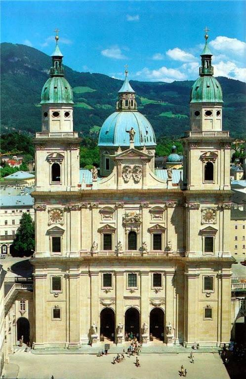 Моя Австрия, любовь с первого взгляда