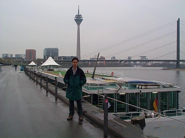 Pengembaraan AkuBiomed ke Jerman