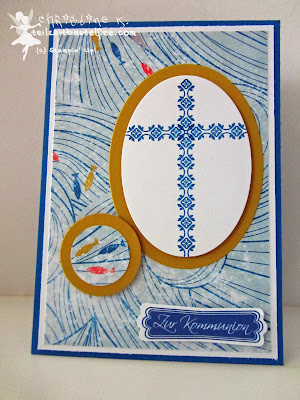 stampin up, in{k}spire_me #147, kommunion, communion, high tide, auf hoher see, mosaic madness, framelits oval collections