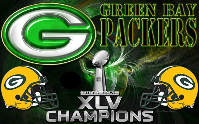 Green Bay Packers Super Bowl XLV Champions