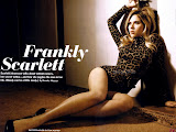 Scarlett Johansson Fashion magazine photography