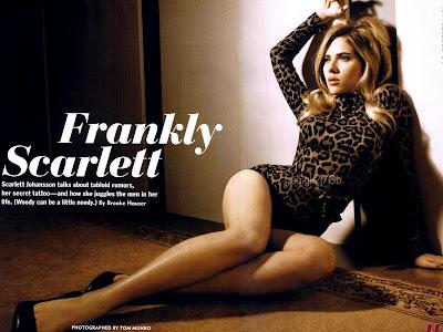 史嘉蕾喬韓森 Scarlett Johansson