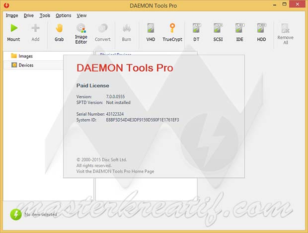 DAEMON Tools (free) - Download latest version in English on phpnuke