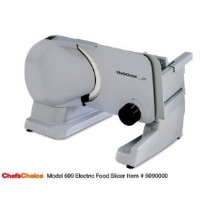 Chef's Choice CC Electric Food Slicer