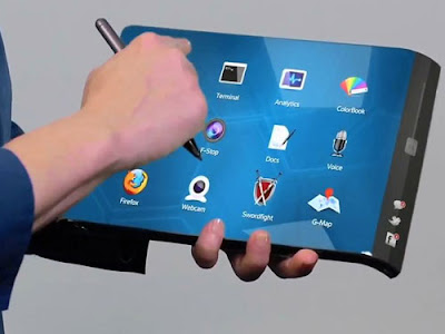 Atmel XSense Touch Sensors : Super Flexible Screens