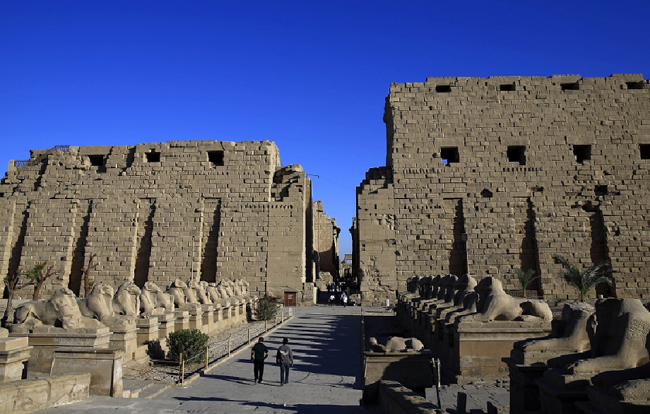 Heritage: Suicide bomber strikes near temple of Karnak in Luxor