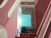 BlazePro Crystal GripCase Box (Front)