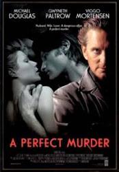 A Perfect Murder - Tội ác hoàn hảo