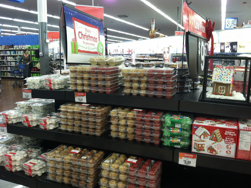 The Bakery at Walmart