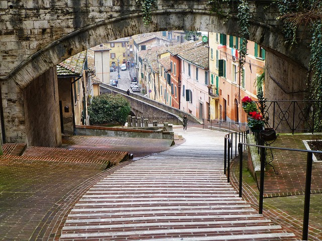 Perugia. From Italy: 100 Locals Tell You Where to Go, What to Eat, and How to Fit In