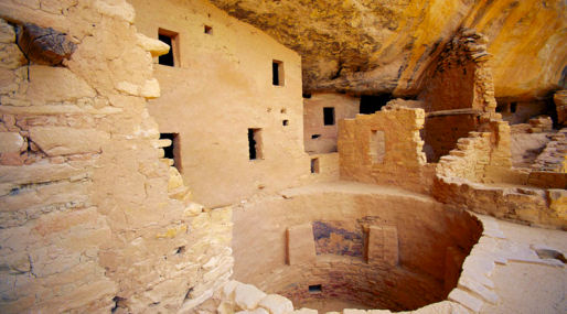 Anasazi and the Navajo language