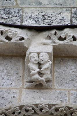 Poitou-Charente, Charente-Maritime, Fontaine d'Ozillac, St-Martin (photo Kristobalite)
