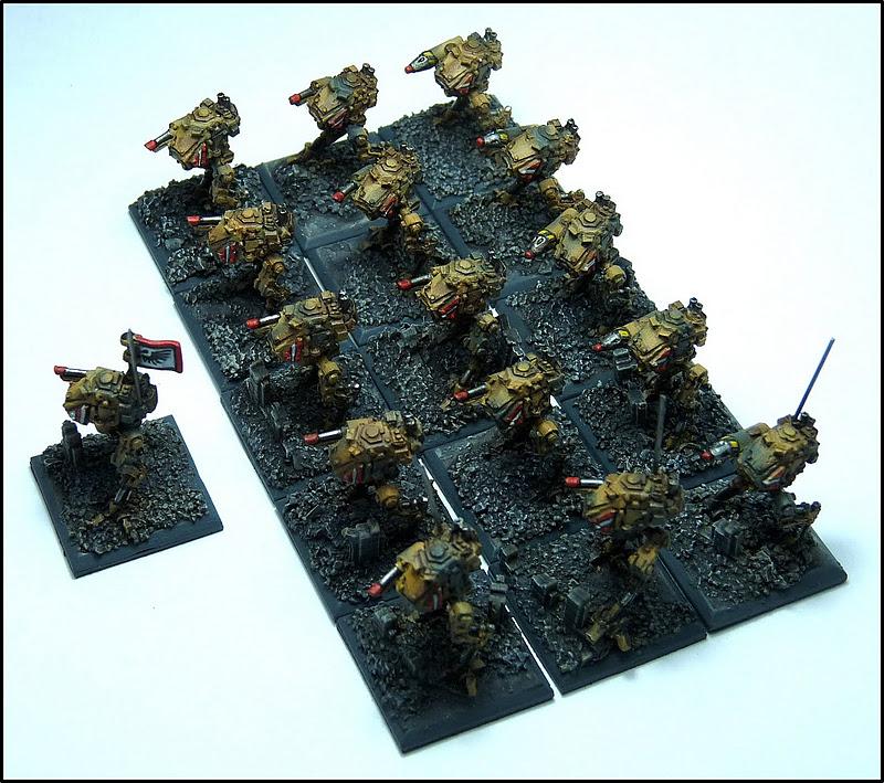 Concours#20: Formation de dreadnoughs/cavalerie - Résultats - Page 2 ScREaM_Sentinelles