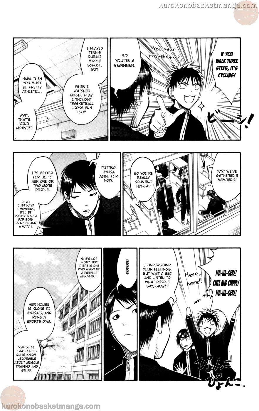 Kuroko no Basket Manga Chapter 95 - Image 20