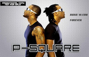P-Square: Peter Okoye na Paul Okoye anaungana