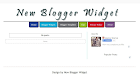 Thats blogger template