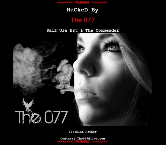 70 WebSites RooteD By The 077 ( Hamdi HaCker ) Tunisian HaCker