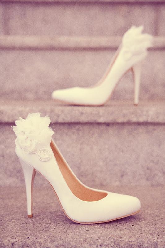 Zapatos para vestido de novia color champagne