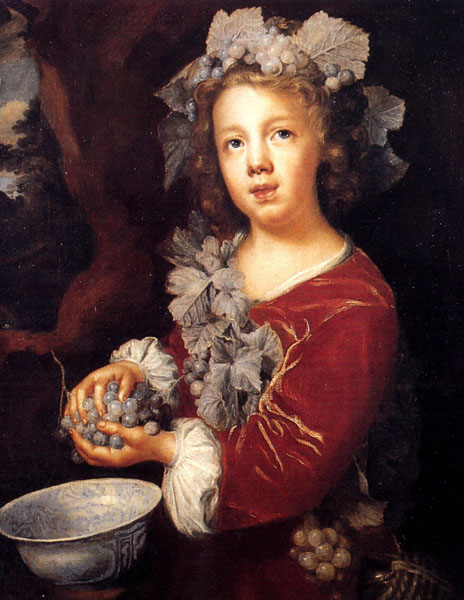 Mary Beale - Junior Bacchus