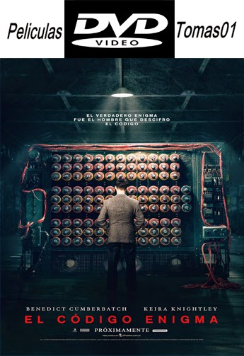 El Código Enigma (The Imitation Game) (2014) DVDRip