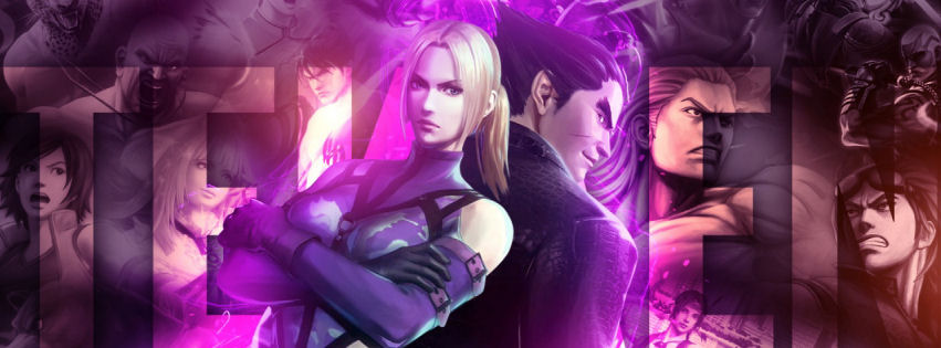 Nina tekken team facebook cover