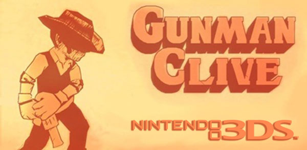 Gunman Clive 3DS