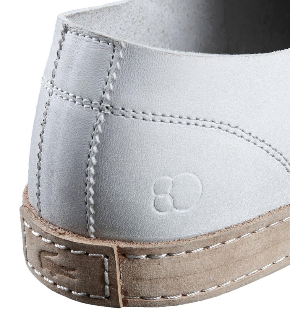*LACOSTE 80 周年紀念鞋款:1963 經典重現! 5