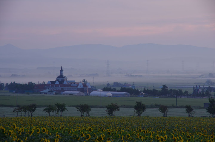 写真:朝靄2
