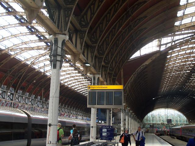 Paddington Station & Heathrow Express