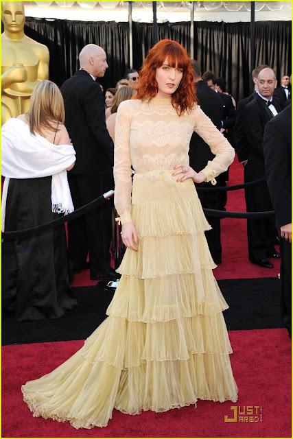 Oscars 2011, Red Carpet Photos