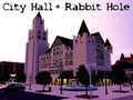town hall rabbit hole