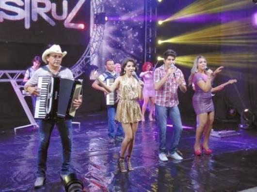 Mastruz Com Leire lança novo clipe na TV Somzoom