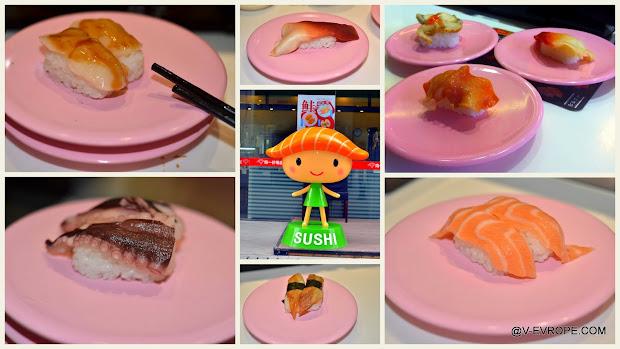 sushi express xiamen