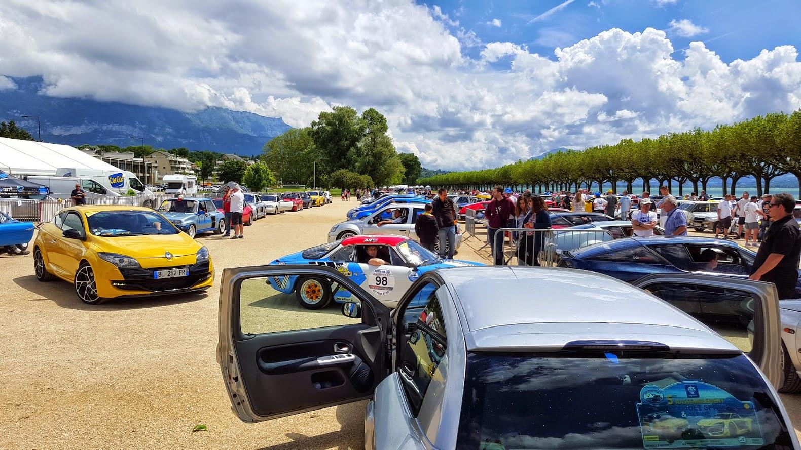 -5e Rassemblement RS et Alpine : 11/12 juin 2016 à Aix- - Page 5 20160611_144504