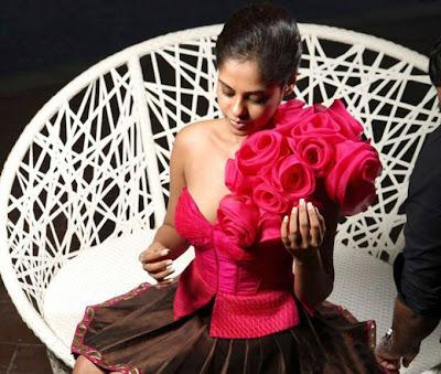 Telugu Actress Bindu Madhavi Hot Photoshoot