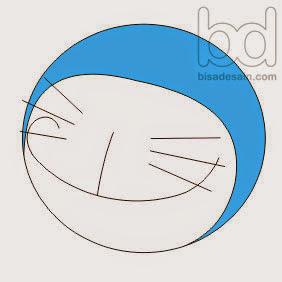 Menggambar Doraemon Dengan Corel Drawkursus Desain Grafis