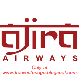 Ajira Airways logo vector