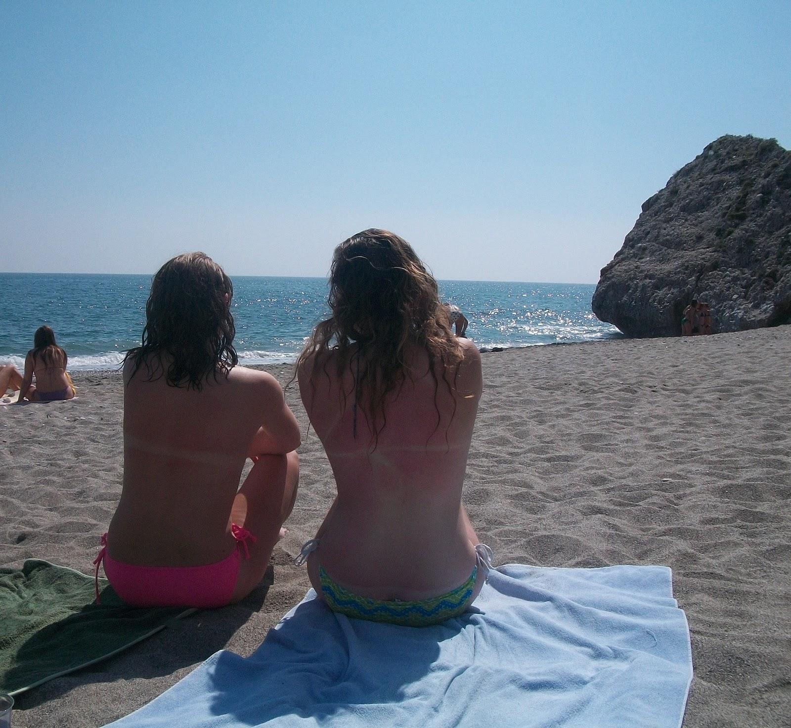 Nerja Spain Is One Of The Worlds Treasures And Not Just Because One Can Go Topless On The Beach Though Thats A Plus Of Course Such Freedom
