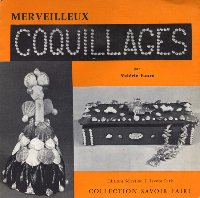 Collection savoir-faire : Merveilleux coquillage. Pour vous Madame, pour vous Monsieur, des publicités, illustrations et rédactionnels choisis avec amour dans des publications des années 50, 60 et 70. Popcards Factory vous offre des divertissements de qualité. Vous pouvez également nous retrouver sur www.popcards.fr et www.filmfix.fr   - For you Madame, for you Sir, advertising, illustrations and editorials lovingly selected in publications from the fourties, the sixties and the seventies. Popcards Factory offers quality entertainment. You may also find us on www.popcards.fr and www.filmfix.fr.