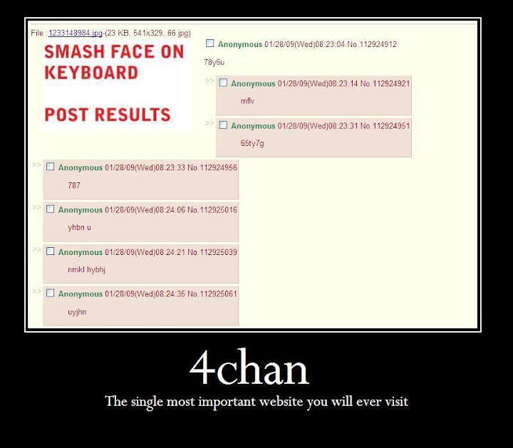 4Chan: Meme Factory, Internet Hate Machine, or Otherworldly