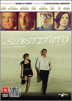 O Substituto (Dual Audio) BDRip XviD