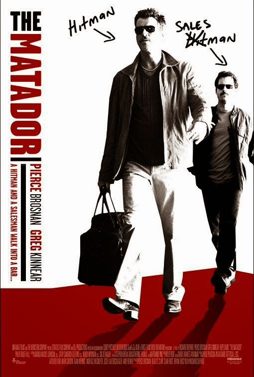 Poster Of The Matador (2005) Full Movie Hindi Dubbed Free Download Watch Online At Alldownloads4u.Com
