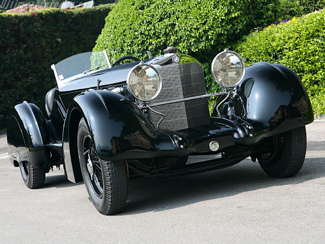 Mercedes-Benz 710 SSK