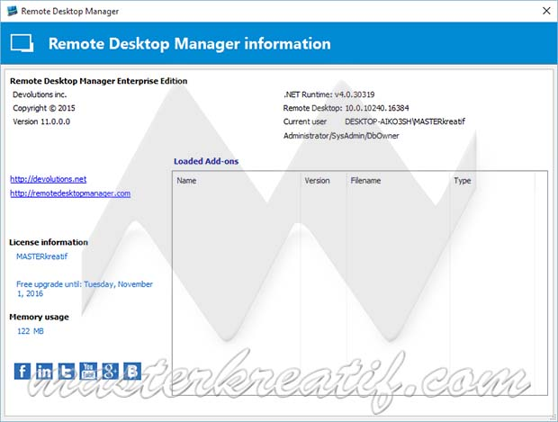 Remote Desktop Manager 11