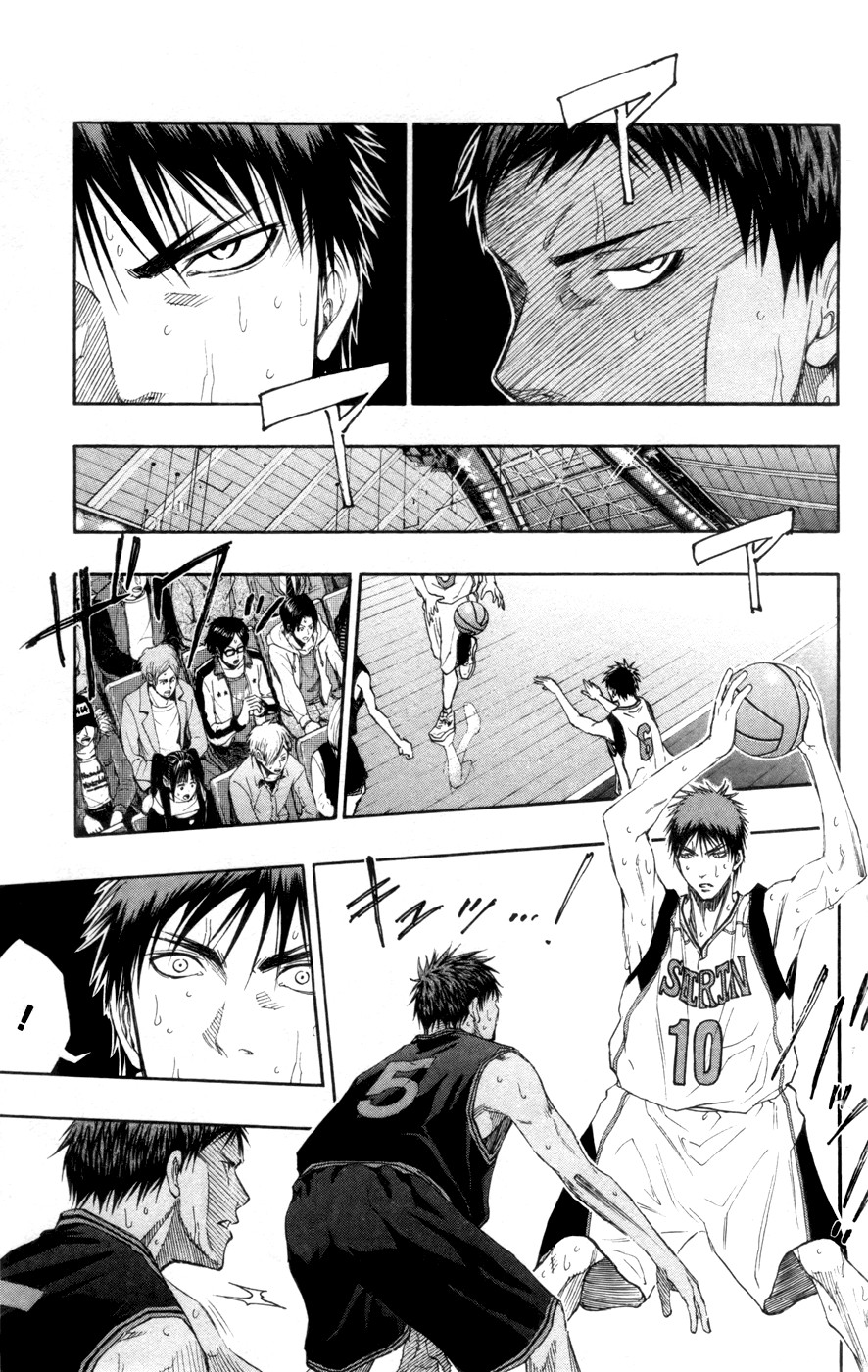 Kuroko no Basket Manga Chapter 121 - Image 03