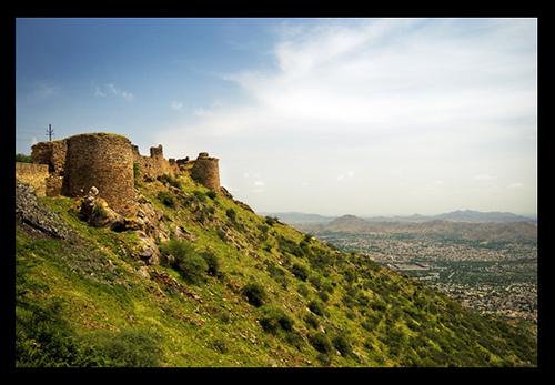 The Taragarh Fort