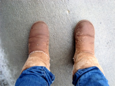 why do asian guys wear uggs