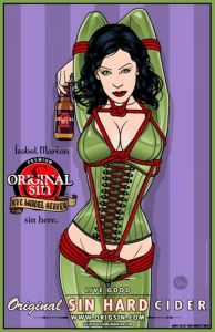 St Patricks Day and Cider and Original Sin