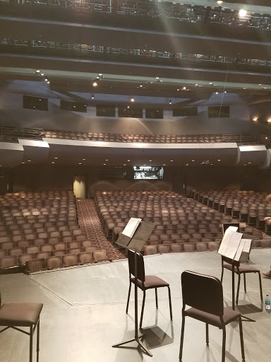 Performing Arts Theater «Irvine Barclay Theatre», reviews